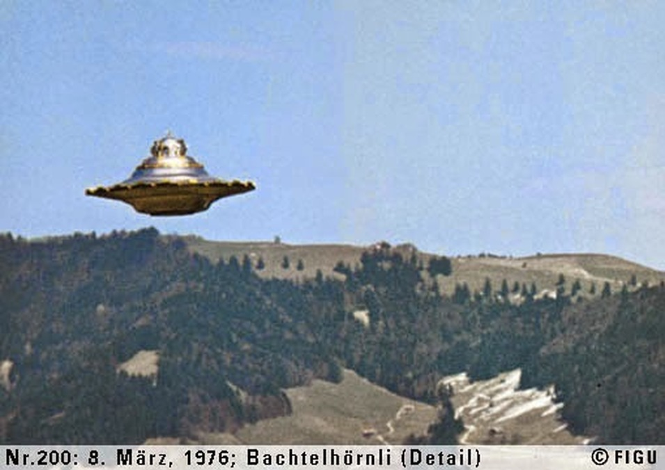 NASA Engineer: The Billy Meier UFO Case Is Real 2083653